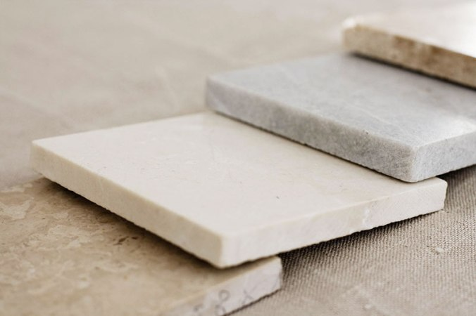 stone and marble coaster