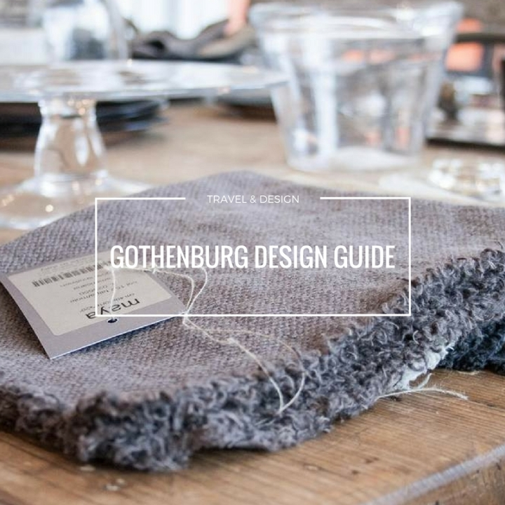 Gothenburgh Design Guide