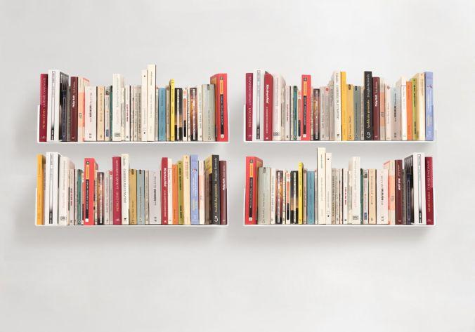 teebook_wall mounted bookshelf