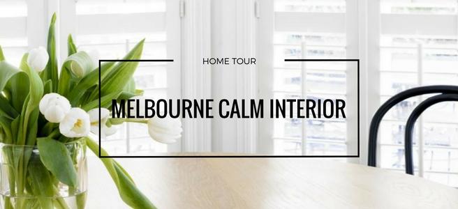 Melbourne calm house
