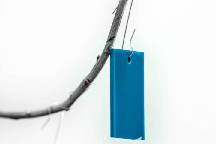 Minimal Xmas tree
