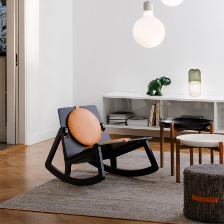 Rock Chair Rocking chair - Design House Stockholm