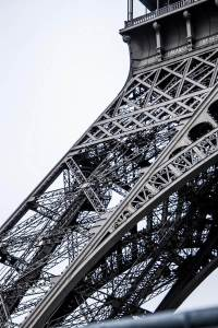 Paris Tour eiffel detail