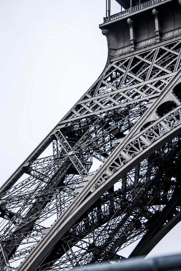 Paris Tour eiffel detail