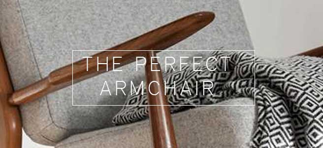 the perfect vintage armchair