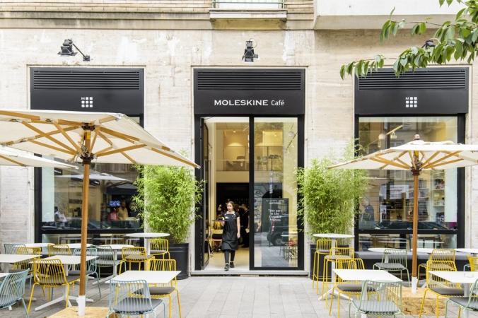 Moleskine CafE_MILAN